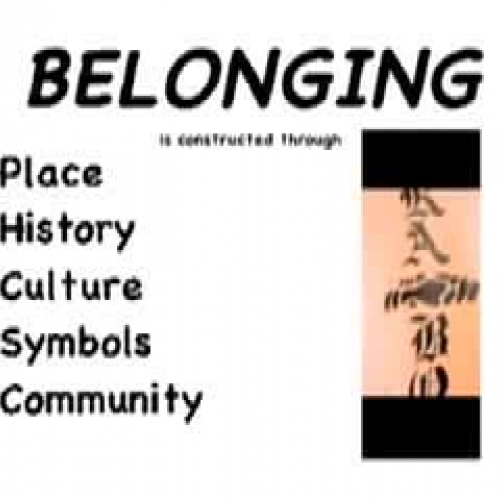hsc belonging bra boys Bra boys trailer african refugees in australia  'our belonging place is where our spirit and ourself belongs it has nothing to do with ownership, but rather.