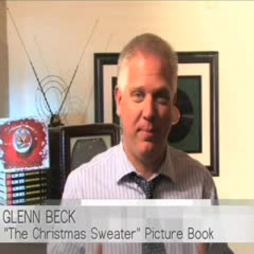 Christmas Sweater By Glenn Beck.Glenn Beck Christmas Sweater Animated Book Tr