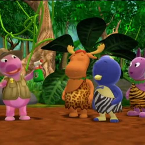 Backyardigans 1x02 Heart Of The Jungle