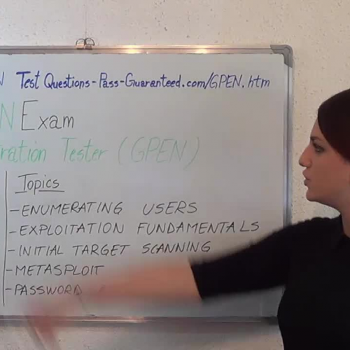 Giac gpen study questions
