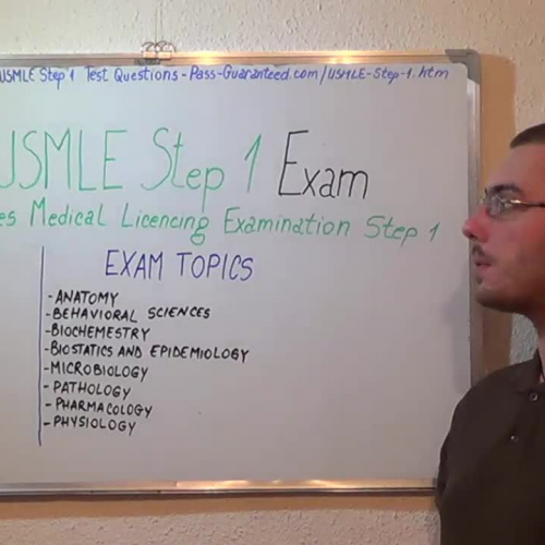 Usmle Step 1 Practice Exam Test Questions Medical Tests