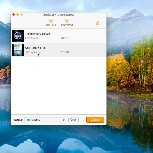 How to Remove DRM Protection From Apple iBooks?