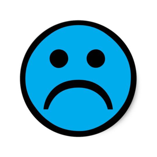 Sad face 1,967 views