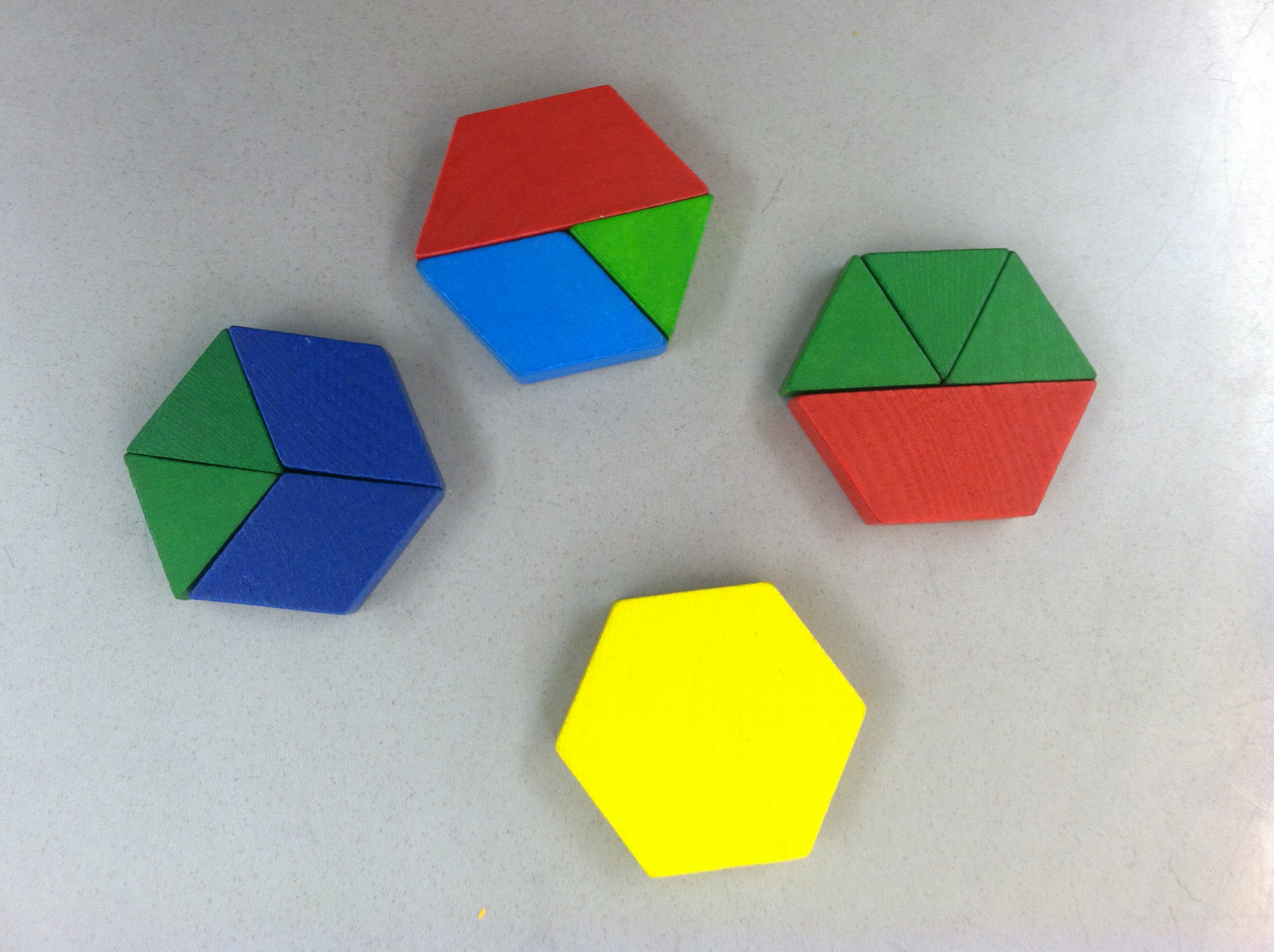 2nd Grade Math Shapes