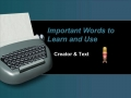 Essay Writing - explanations