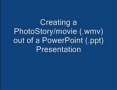 Part 1 Changing or converting PowerPoint to a