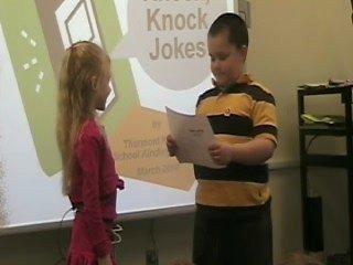 Ms. Carrano's Knock Knock Jokes
