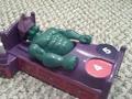 Time: The Hulk Sleeping