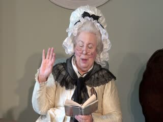 Storytime with Martha Washington