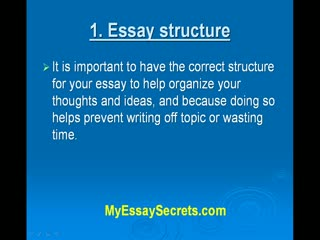 How To Write A 5 Paragraph Essay In Less Than