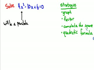 Ubinger Quadratic