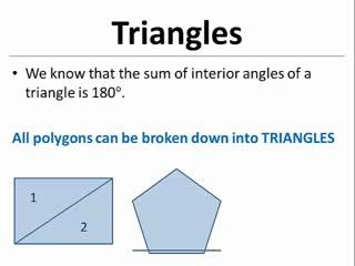 Interior Angles Clip