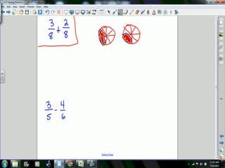 N.9 Adding Fractions
