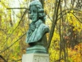 """Joseph Haydn"" (1906) by Idusch and Son, ""Franz Schubert"" (1891) by Henry Baerer (1837-1908), and ""Giuseppe Verdi"" (1907) by G. B. Bashanellifusi"