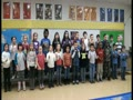 Albany Elementary Students Sing Martin Luther King, Jr. Songs with Mrs. Kucerak