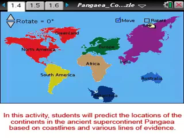 pangaea the ancient supercontinent