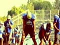 Yearbook Shortened Football Video