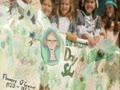 Sophia's Schoolhouse: Savannah's First Girl Scout Cookie Sale