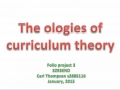 Ontology, axiology, epistemology and ideology of the Queensland history curriculum 2015