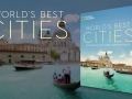 World's Best Cities by National Geographic Book Trailer