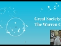 Great Society: The Warren Court