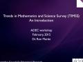 TIMMS & PISA Science video
