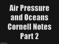 Air Pressure and Oceans Cornell Notes Part 2A