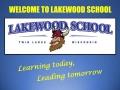 Lakewood Highlights - week of 2/1/15
