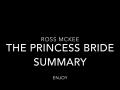 Language Arts Princess Bride Project