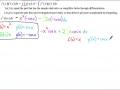 AP Calculus Notes Integration by Parts