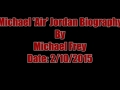 Michael Jordan Movie Final - Michael Frey