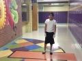 Christopher Cedillo-Silva's Signature Dance Move