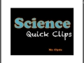 Science Quick Clips: Atoms