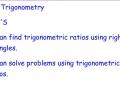 7-4 Trigonometry