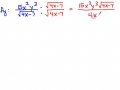 Rationalizing the Denominator Square Root Example