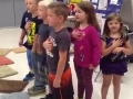 First Grade - Walnut - Pledges - August 2014
