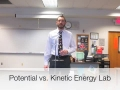 Potential and Kinetic Energies Lab