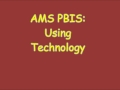 technology at AMS