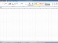Microsoft Excel - Entering a Series of Numbers