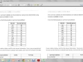 Statistics and Spreadsheets