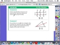 6.5 Part 2 Proportions with Parallel Lines and angle bisectors