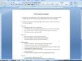 Sports Literature - Peer Revision Checklist