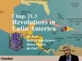 Latin American Revolutions (21.3)