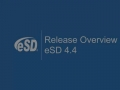 eSD Release 4.4 Overview