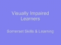 Visually Impaired Learners