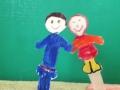 2nd grade puppet show 6
