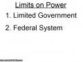 The Legislative Branch-Function Part 1