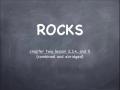 Rocks FlipCast