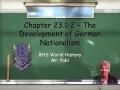 German Unification (23.1-2)