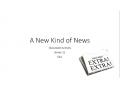 ELA_Grade 11_A New Kind of News (El Cajon)